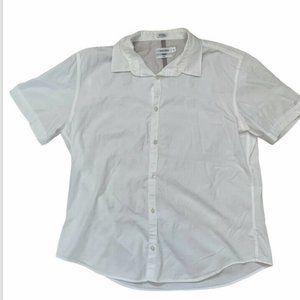 Calvin Klein Slim Fit White Button Down Shirt